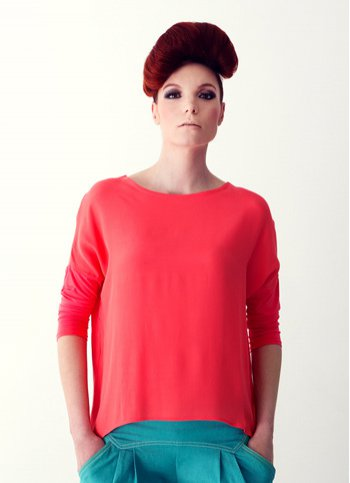 Blouse SHAULA Female dress