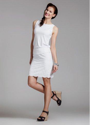 b1d79f3548a7 Dámská rovná sukně Primula Dámské oděvy ...