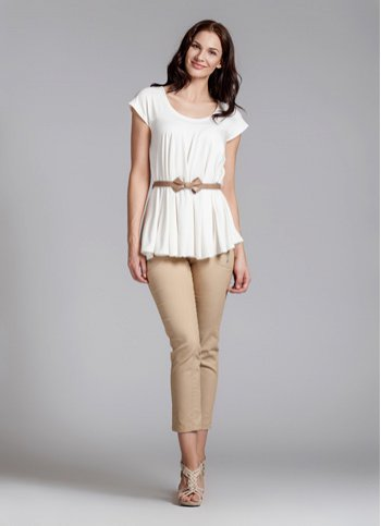 Women's pants Steppe Female dress