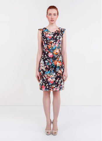Floral dress Fragrance Female dress