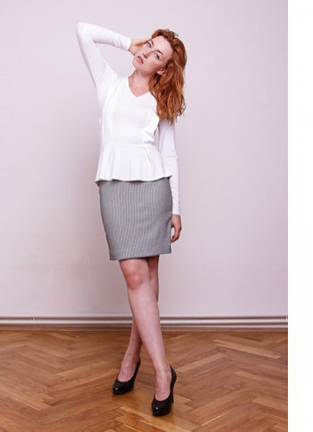 Elegant Blouse Elin Female dress