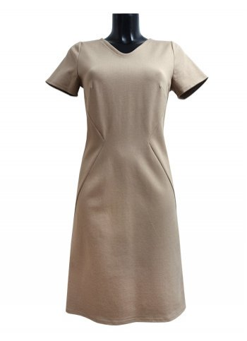 Sheath jersey dress Lisbet Female dress