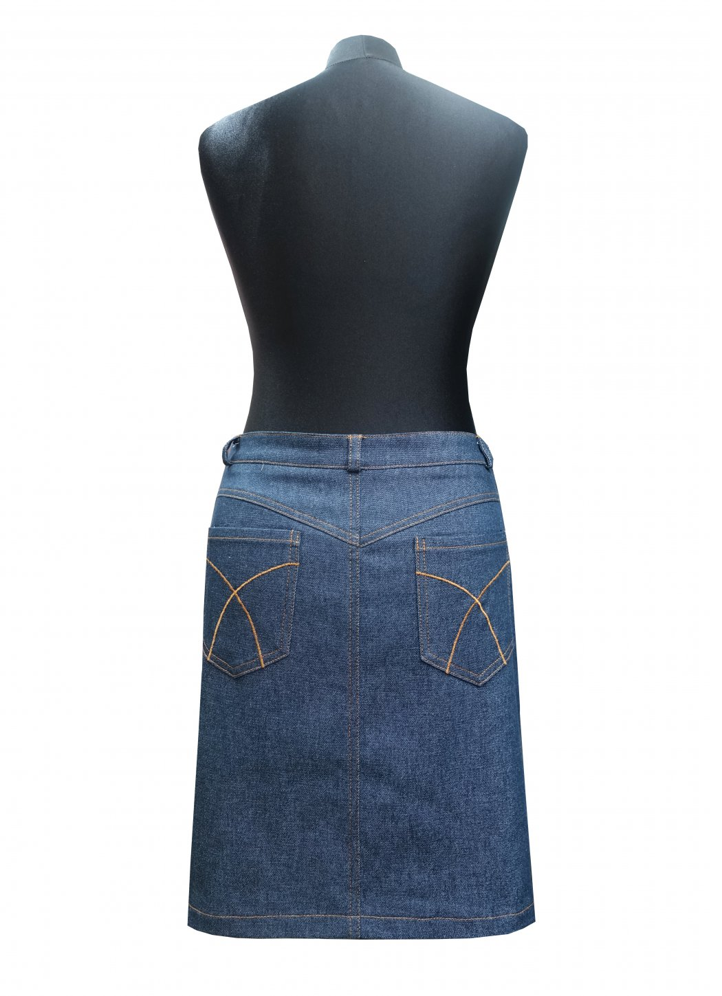 Denim skirt Aspenielle Female dress
